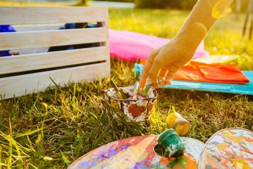 Estimular la creatividad en niños: Formas de hacerlo