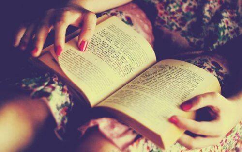 Leer nos transporta a un mundo maravilloso.
