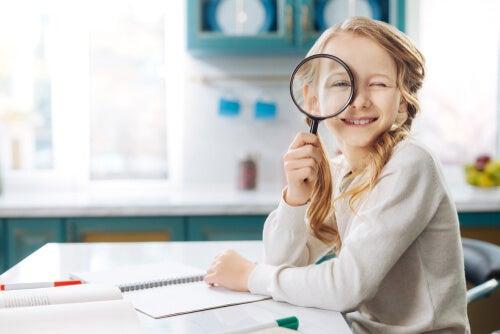 La inteligencia intrapersonal en los niños.