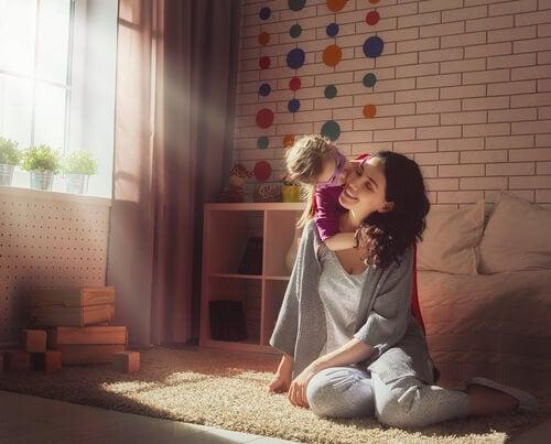 Quand on vit une maternité heuresue, c'est mieux pour tout le monde.