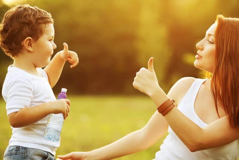 Las 8 Mejores Frases Para Educar Con Amor Eres Mama