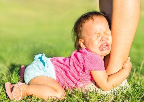 Inducción del sentimiento de culpa en niños