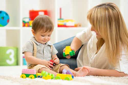 9 juguetes educativos para niños de 2 años