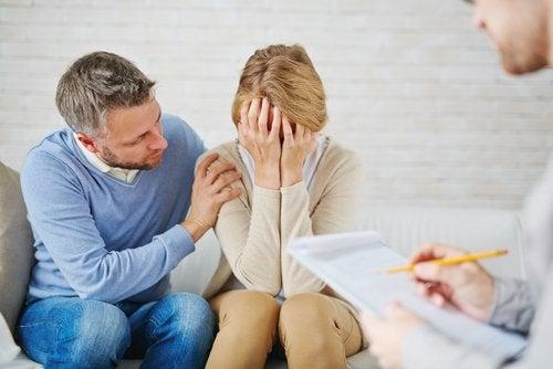 Manejar los sentimientos después de un aborto espontáneo no es una cuestión sencilla.