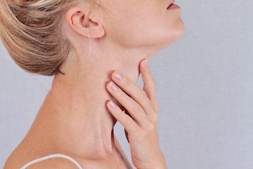 Hipotiroidismo en el posparto.