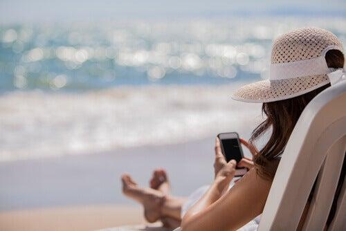 La privacidad muchas veces desaparece en las redes sociales.