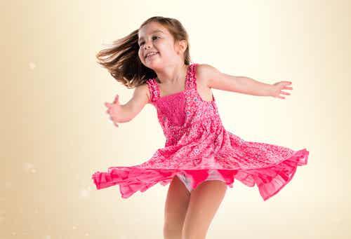 Baile para niños: motivos para que tu hijo lo practique