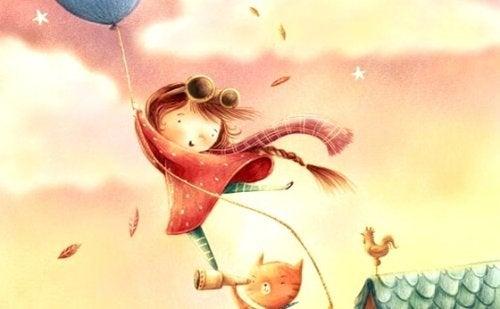 La imaginación en los niños: qué es y sus diferentes etapas