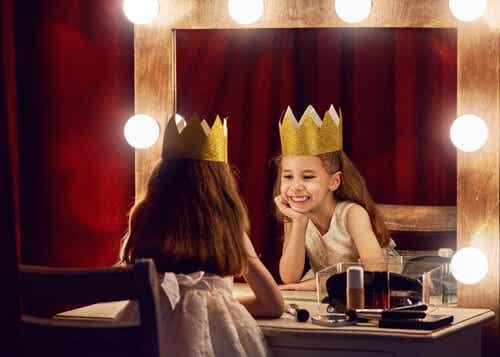 Etapa egocéntrica en los niños