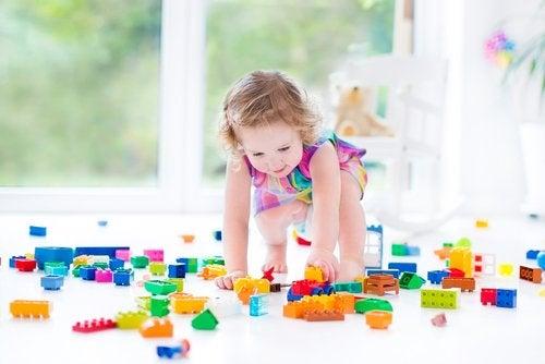 Beneficios psicológicos del LEGO