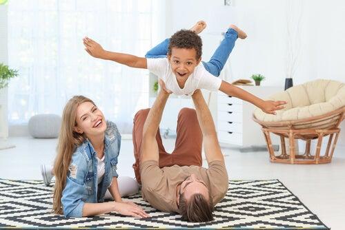9 formas de ejercer la paternidad en equipo