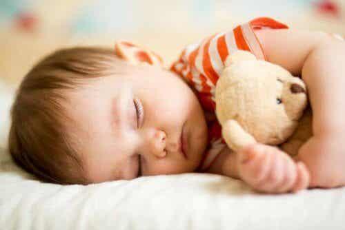 La importancia de los horarios de sueño en los niños