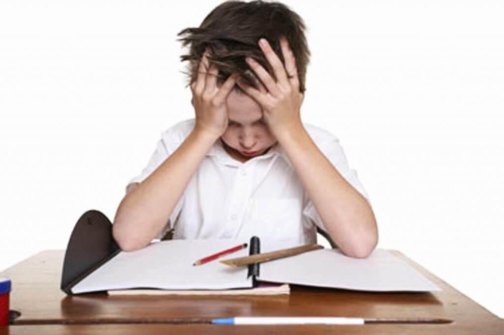 La dislexia es un problema de aprendizaje bastante común en niños.