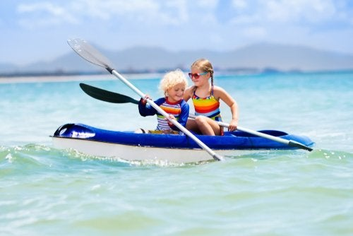 Los deportes de playa para niños ofrecen muchas variables y beneficios.