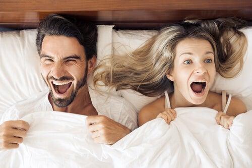 El sexo después del parto puede ser divertido y emocionante.