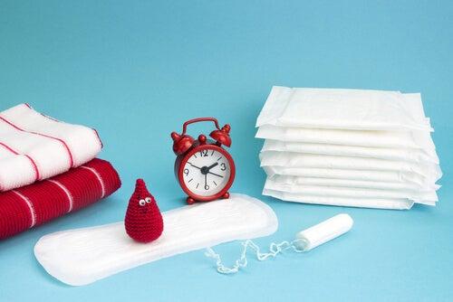 Las mujeres debemos estar preparadas para la llegada de la menstruación.