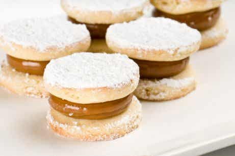 3 recetas dulces sin gluten