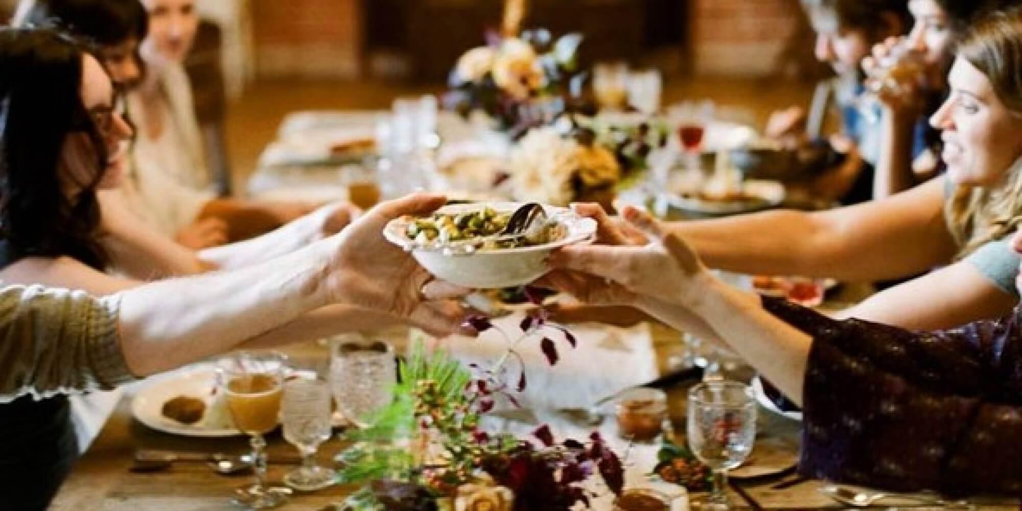 7 consejos para organizar una reunión familiar