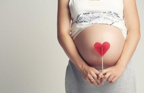 Semana 22 del embarazo