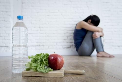 La anorexia nerviosa en niños es un trastorno alimenticio.
