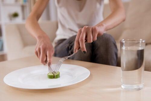 Trastornos alimentarios: la anorexia