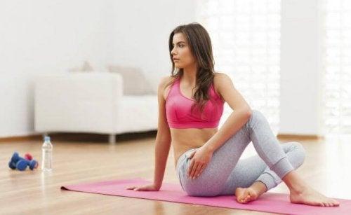 Los ejercicios para fortalecer la espalda pueden prevenir muchas lesiones.