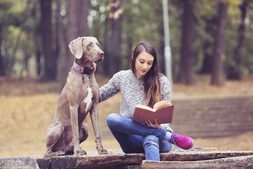La lecture est un moment idéal pour se détendre et passer du temps à l'extérieur.