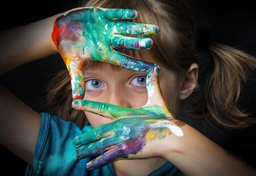 12 ejercicios de arteterapia para niños