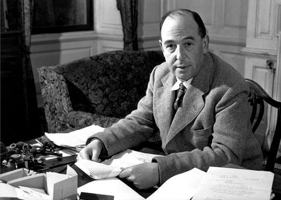 C.S. Lewis el gran escritor