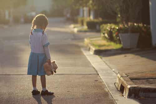 La depresión en los niños