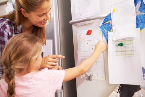 Economía de fichas para cambiar la conducta de tu hijo