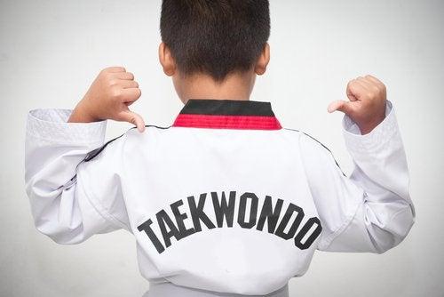 Taekwondo para niños, beneficios físicos, psicológicos y sociales