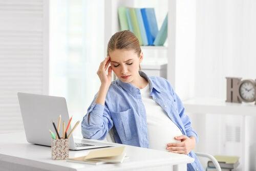 Consecuencias de padecer estrés durante el parto