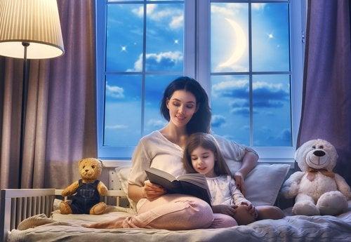 Cuentos infantiles para dormir.
