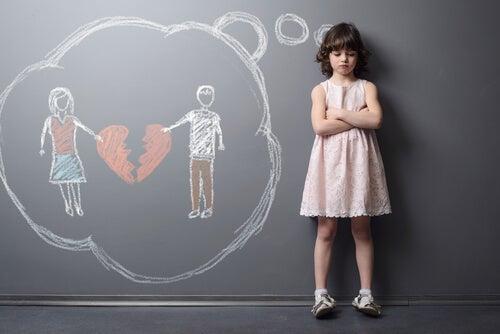Desintegración familiar: modalidades y efectos sobre los niños