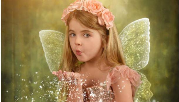 Las niñas, principalmente, se sienten muy atraídas por la figura de las hadas en los cuentos infantiles.