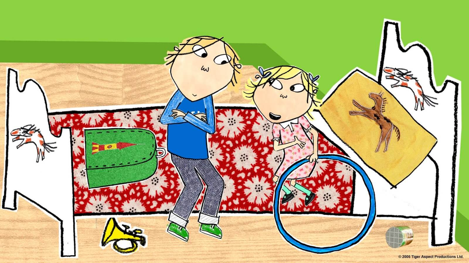 Las mejores series de dibujos animados para niños.