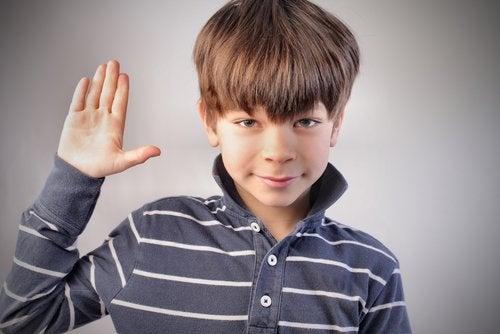Mentiras infantiles: ¿qué hacer?