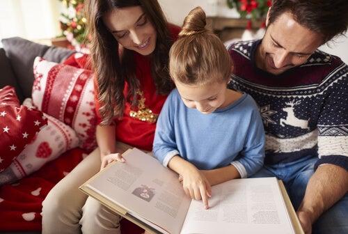 4 cuentos de Navidad para niños