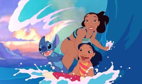 Lilo y Stitch, el valor de la familia