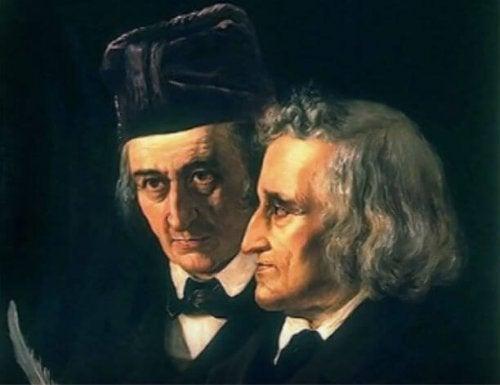 Los cuentos de los Hermanos Grimm y su repercusión en los niños