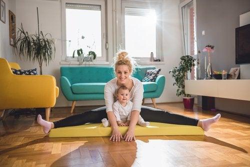 Las mamás millennial deben repensar sus estrategias de crianza.
