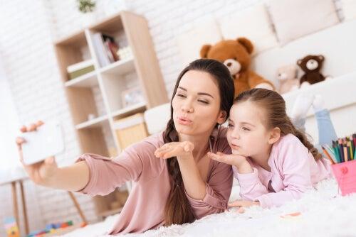 Características de los padres millennials.