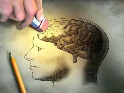La amnesia infantil produce el olvido de ciertos recuerdos.