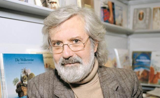 Michael Ende, el autor de Momo
