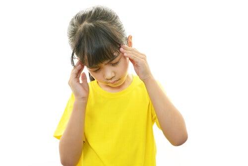 La migraña infantil puede tener diferentes orígenes.