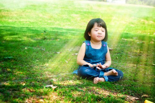 El mindfulness tiene consecuencias muy positivas para los niños.