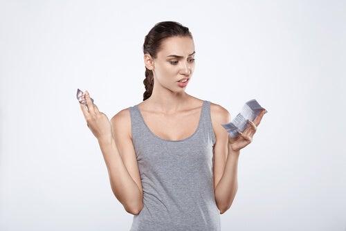 Métodos anticonceptivos que causan acné