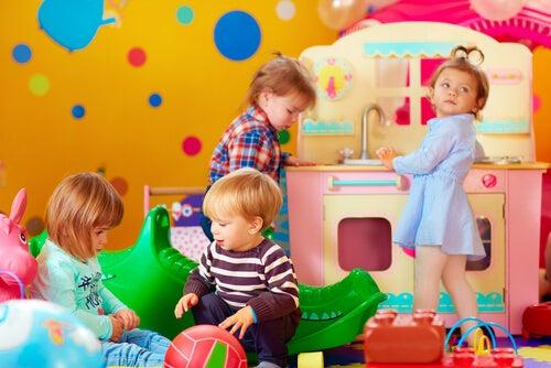 Las etapas del desarrollo cognitivo infantil según Piaget