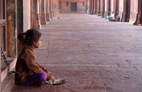Los niños de la calle también deben ser objeto de la educación inclusiva.
